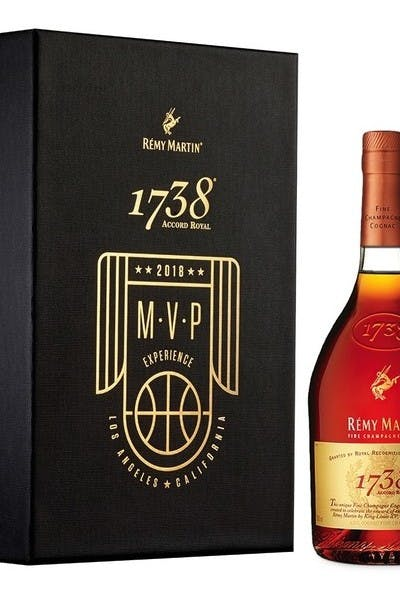 Remy Martin 1738 Sneaker Box Limited Edition