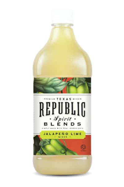Republic Spirit Jalapeno Lime