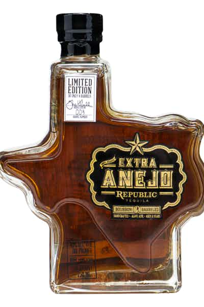 Republic Tequila Extra Anejo