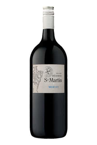 Reserve St Martin Merlot