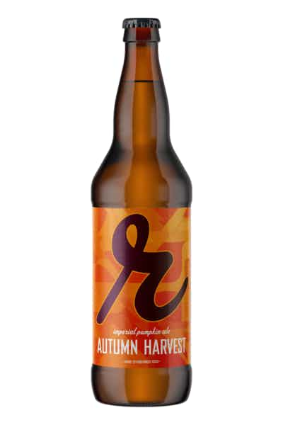 Reubens Brews Autumn Harvest Imperial Pumpkin Ale