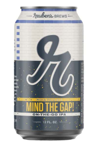 Reubens Mind The Gap IPA
