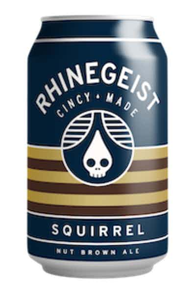 Rhinegeist Squirrel Nut Brown Ale