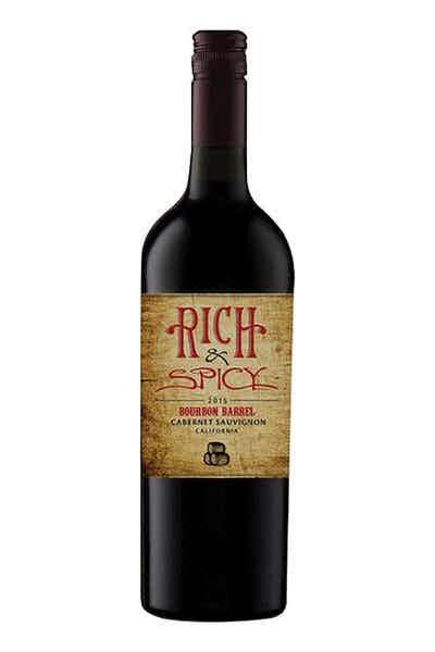 Rich & Spicy Bourbon Barrel Cabernet Sauvignon