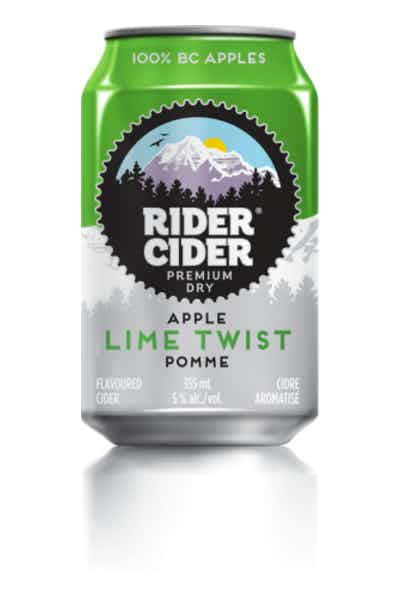 Rider Cider Lime Twist