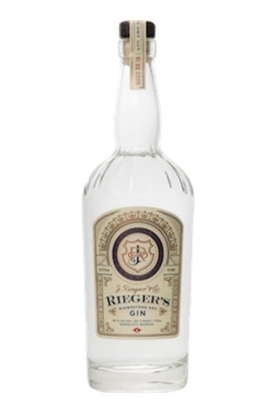 J. Riegers Midwestern Dry Gin