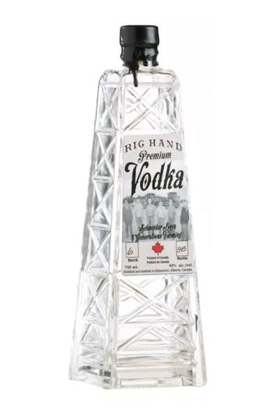 Rig Hand Premium Vodka