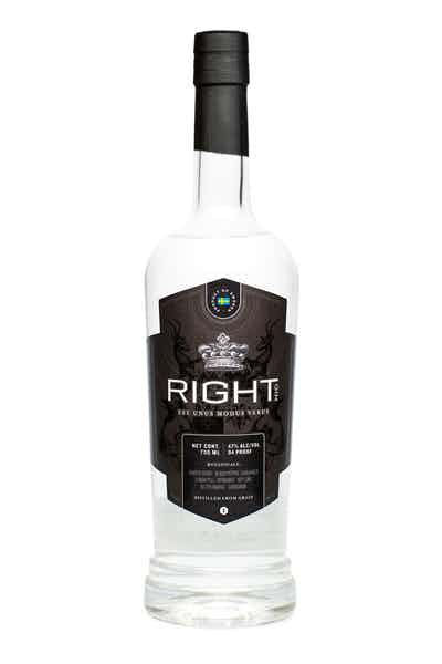 Right Gin from Sweden