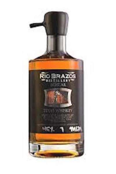 Rio Brazos Boxcar Texas Whiskey