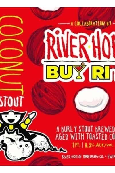 River Horse Coconut Stout