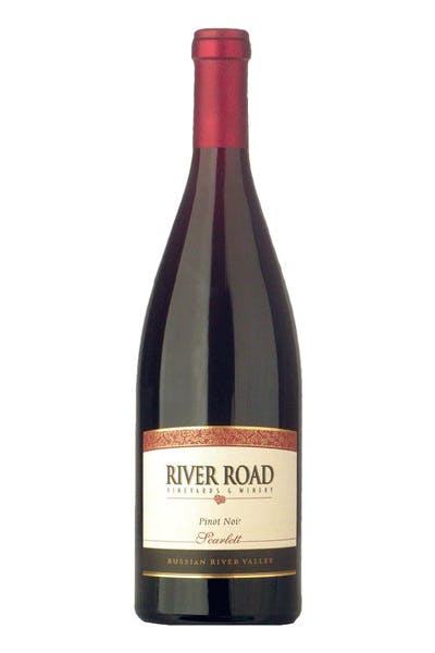 River Road Pinot Noir Scarlett Russian River Valley