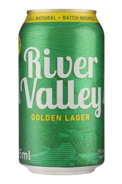 River Valley Golden Lager