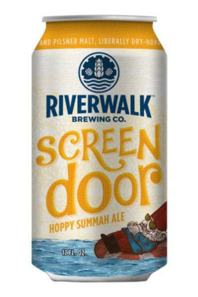 RiverWalk Screen Door Summer Ale