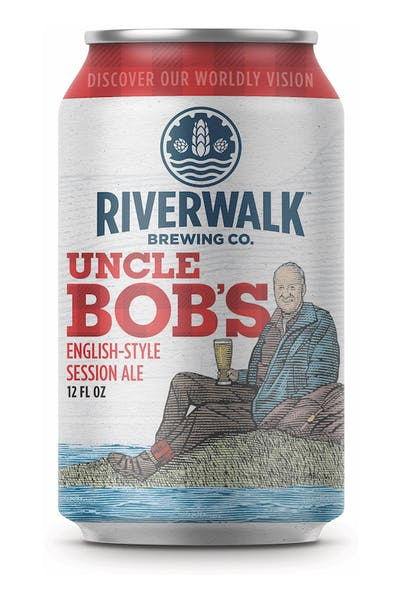 RiverWalk Uncle Bob's Bitter