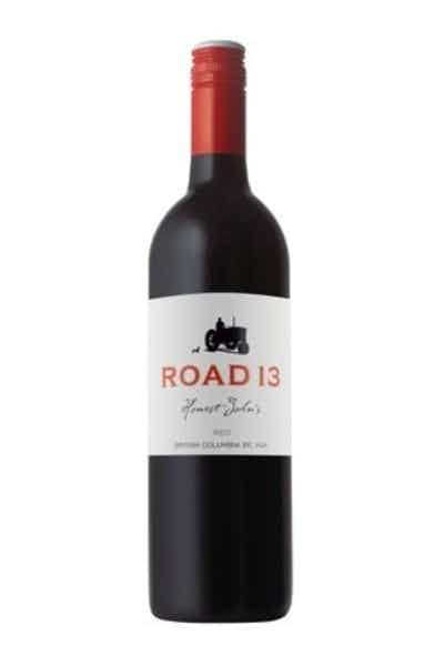 Road 13 Honest John's Red