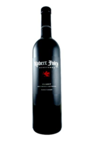 Robert Foley Vineyards Claret
