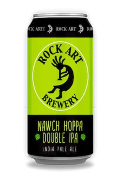 Rock Art Nawch Hoppa Double IPA