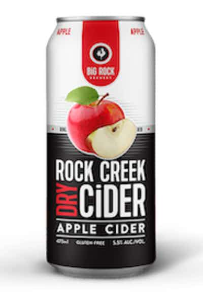 Rock Creek Dry Apple Cider
