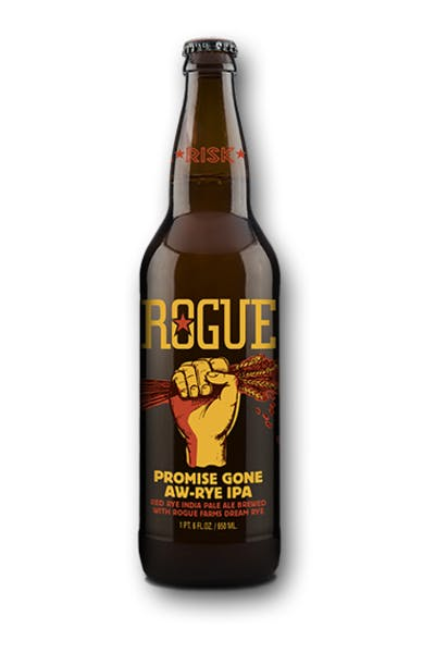 Rogue Promise Gone Aw Rye