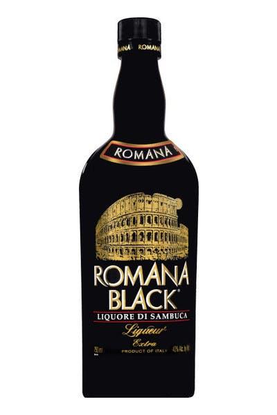 Romana Sambuca Black