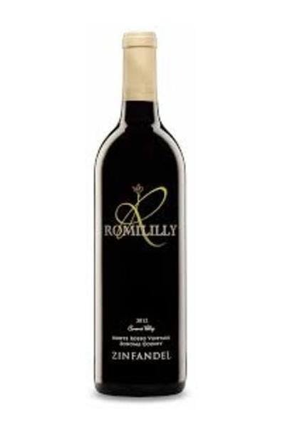 Romilily Monte Rosso Zinfandel