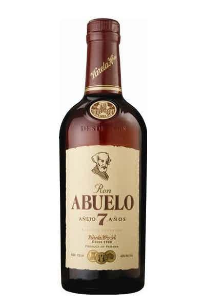 Ron Abuelo Rum Anejo 7 Anos