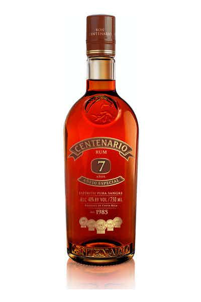 Ron Centenario 7 year Anejo Especial Rum