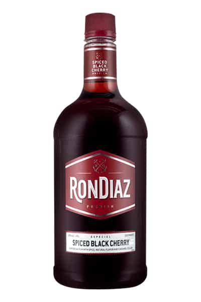 RONDIAZ Spiced Black Cherry Rum
