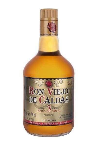 Ron Viejo De Caldas 3 Years