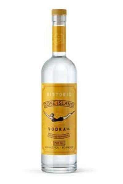Rose Island Vodka