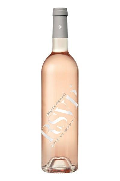 Rosé S'il Vous Plait 'rsvp' Rosé Cotes De Provence