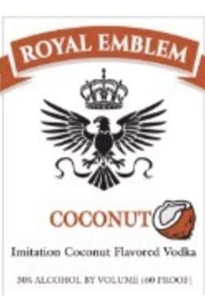 Royal Emblem Coconut Vodka