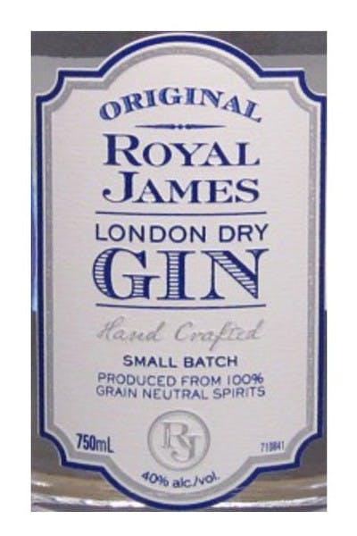 Royal James London Dry Gin