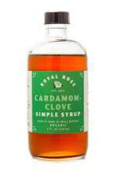 Royal Rose Cardamom Clove Bitter