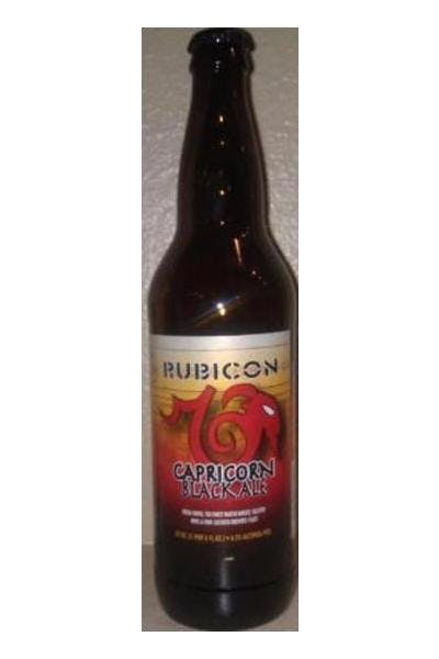 Rubicon Capricorn Black Ale