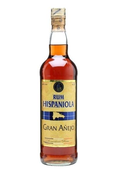 Rum Hispaniola Anejo