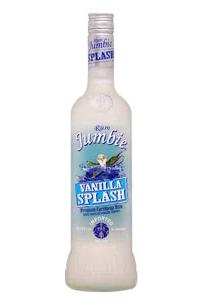Rum Jumbie Rum Vanilla Splash