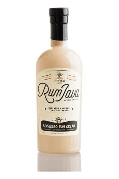 Rumjava Espresso Rum Cream