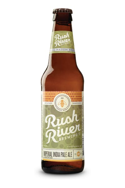 Rush River Double Bubble Imperial IPA