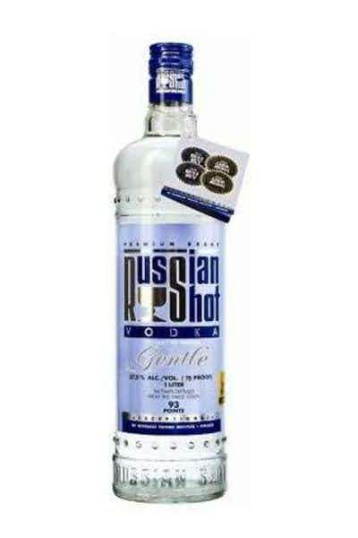 Russian Shot Vodka
