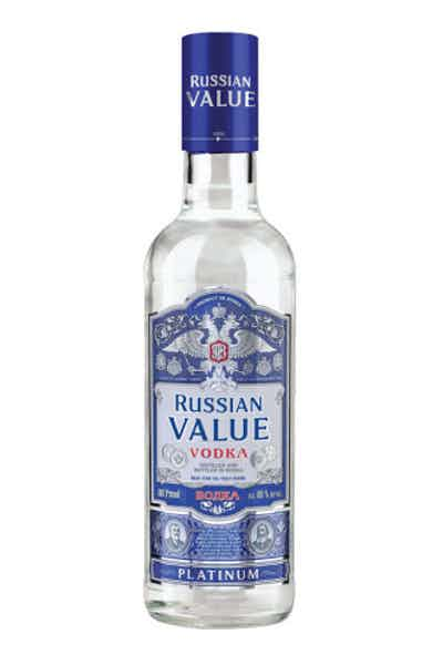 Russian Value Vodka