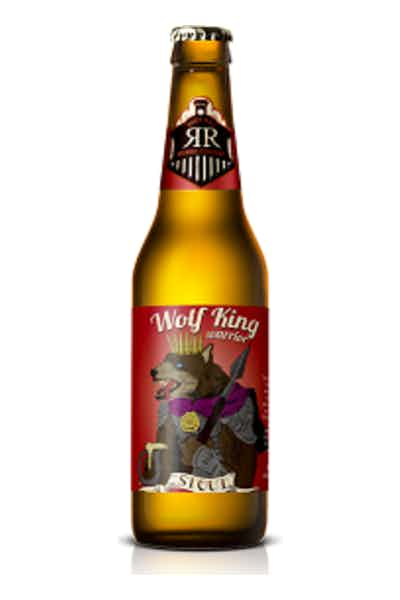Rusty Rail Wolf King Warrior Imperial Stout