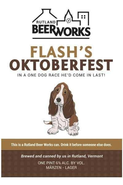 Rutland Beer Works Flash's Oktoberfest