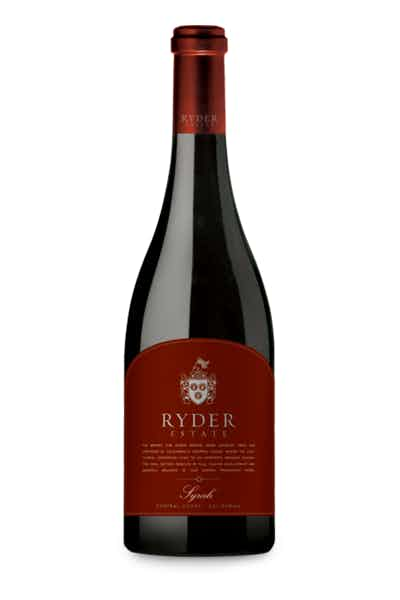 Ryder Estate Syrah