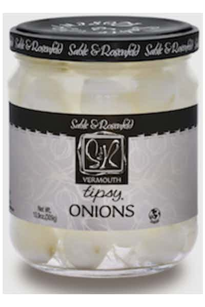 Sable & Rosenfeld Vermouth Tipsy Onions