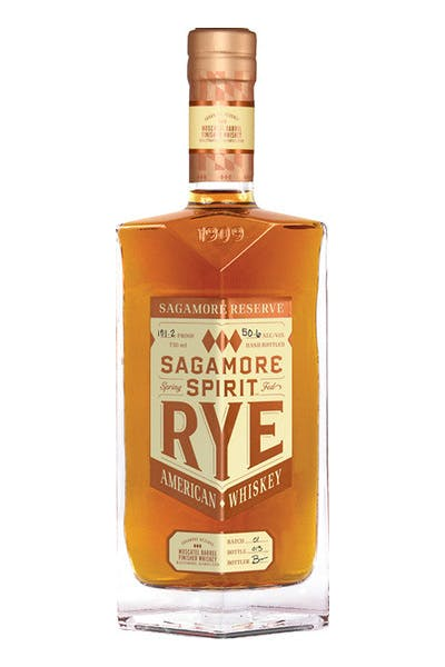 Sagamore Reserve Moscatel Barrel Finished Whiskey