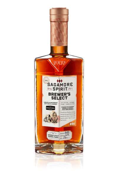 Sagamore Spirit Brewer's Select Imperial Stout Barrel Finish Rye Whiskey