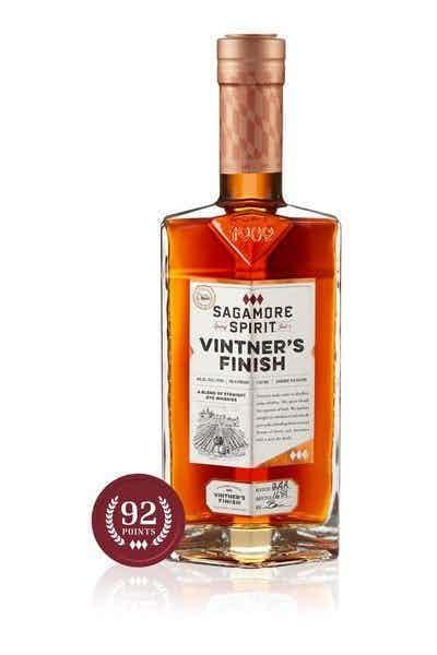 Sagamore Spirit Vintner's Finish Rye Whiskey