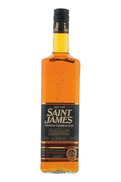 Saint James Reserve Rum