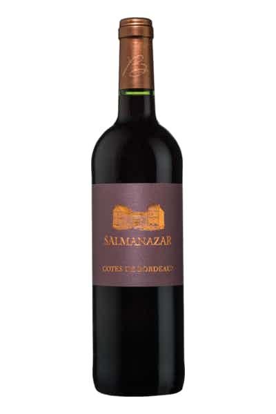 Salmanazar Cotes De Bordeaux
